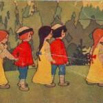 Русские народные игры для дошкольников