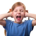 Как бороться с истериками ребёнка?
