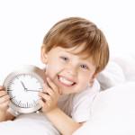 Как познакомить ребенка с временными понятиями?